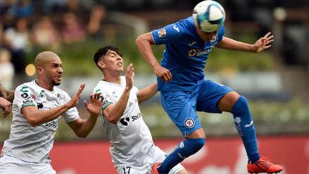 Cruz Azul cayó 2-1 a manos del Santos Laguna en la vuelta de Yoshimar Yotún