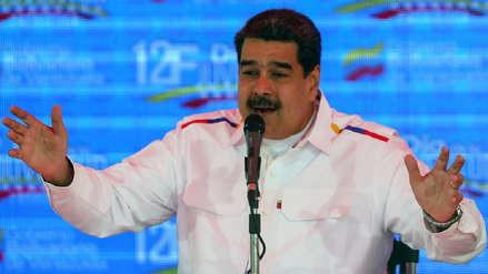 Maduro calificó ayuda humanitaria como