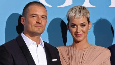 Katy Perry y Orlando Bloom se comprometieron tras celebrar San Valentín