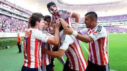 ¡Se llevó el clásico tapatío! Chivas Guadalajara goleó 3-0 a Atlas por la fecha 7 de la Liga MX
