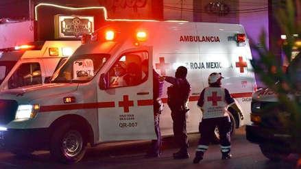 Tiroteo en Cancún deja cinco muertos y cinco heridos