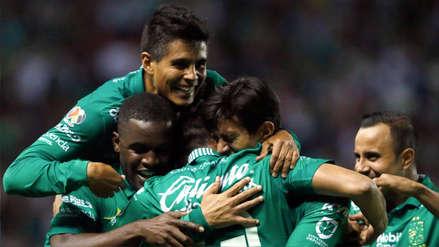 León goleó 3-0 a Toluca por la jornada 7 de la Liga MX