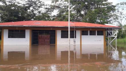 Las imágenes de las inundaciones en las comunidades del distrito Padre Márquez en Loreto