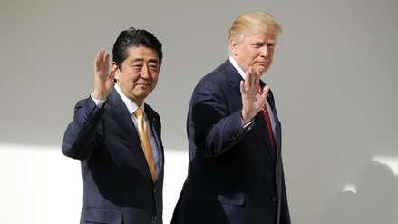 EE.UU. fue quien pidió a Japón proponer a Donald Trump para Premio Nobel, según diario nipón