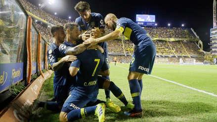 Boca Juniors ganó 2-1 a Lanús por la fecha 19 de la Superliga Argentina 2019