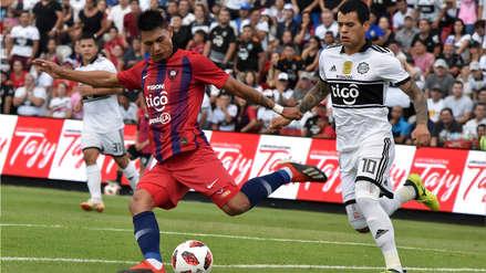 Olimpia empató 2-2 con Cerro Porteño por el superclásico paraguayo