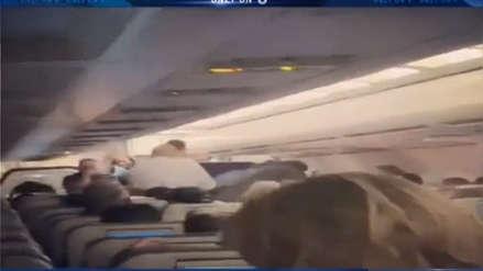 Una mujer dio a luz a bordo de avión que iba de Puerto Rico a Florida en EE.UU.
