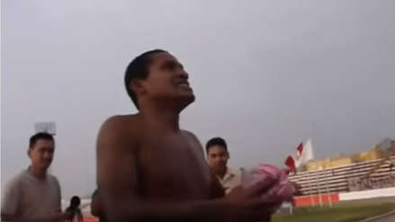 Carlos 'Kukín' Flores:  revive los dos golazos olímpicos que anotó en el campeonato peruano
