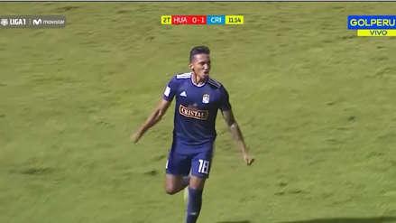 Sporting Cristal venció 2-0 a Sport Huancayo en su debut en la Liga 1 2019