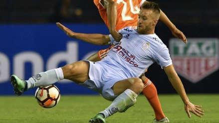 Real Garcilaso anunció que Danilo Carando seguirá en el club y no irá a Universitario de Deportes