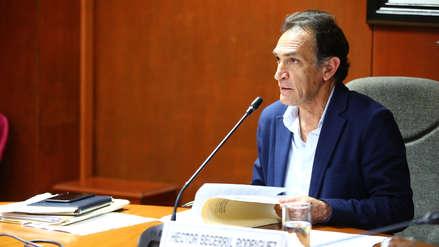 Héctor Becerril | Empresaria denunció que congresista pidió acabados para su casa a cambio de obra pública