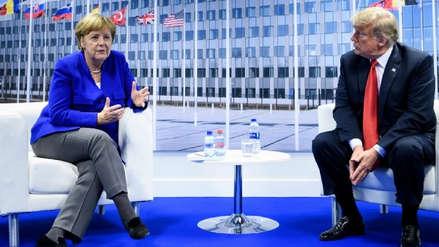 Crecen las divisiones entre la UE y EE.UU.: comercio, Venezuela, Irán, Siria y energía