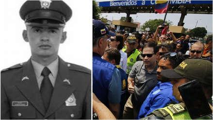 Ataque a puesto de control en frontera de Colombia y Venezuela deja un policía muerto