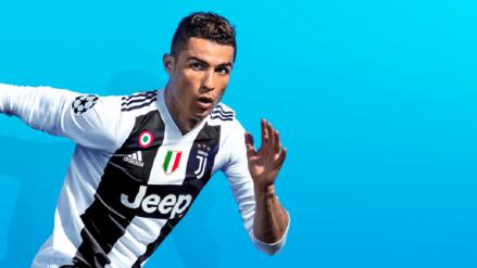 Cristiano Ronaldo dejó de ser imagen de FIFA 19