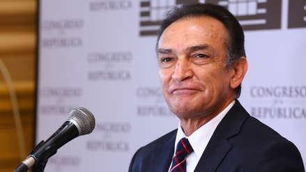Presidenta de la Comisión de Ética: Caso Héctor Becerril se verá en marzo