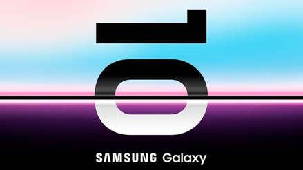 Se filtró un video con las primeras impresiones del Samsung Galaxy S10 y S10 Plus