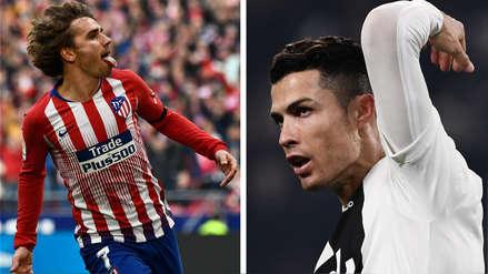 Atlético de Madrid vs. Juventus: ¿Cuándo y dónde ver el partido de hoy por los octavos de final de Champions League?