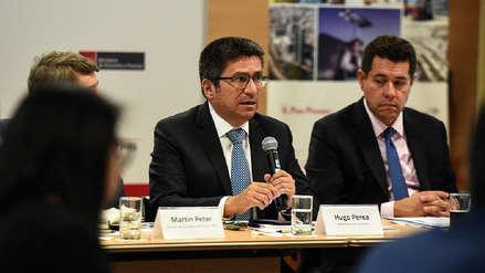 Hugo Perea, viceministro de Economía, renunció a su cargo en el MEF