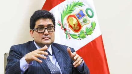 Procurador Ramírez sobre contrato de Alan García: