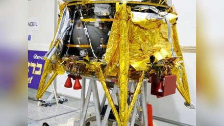 Israel lanzará su primer vehículo espacial hacia la Luna esta semana