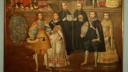 El arte del virreinato del Perú llega al Museo del Prado con un cuadro mestizo e