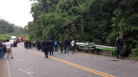 Falla humana pudo haber causado accidente en el que murieron dos policías y una fiscal