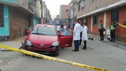 Taxista murió baleado durante una intervención policial en San Juan de Lurigancho