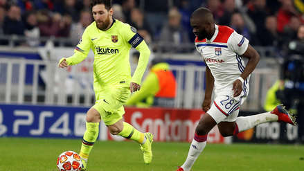 Barcelona vs. Lyon: resumen y mejores jugadas del empate por octavos de final de Champions League