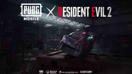 PUBG Mobile lanza un modo basado en Resident Evil 2 Remake