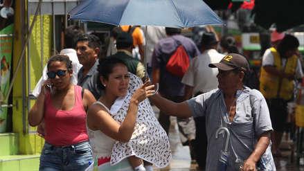Senamhi: Lima soportaría temperaturas superiores a los 30 grados en los próximos días