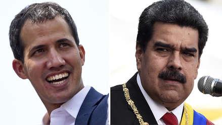 Maduro reta a Juan Guaidó a que convoque elecciones