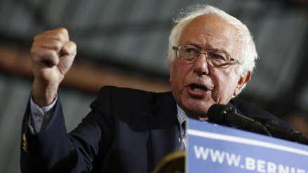 Bernie Sanders competirá de nuevo en las primarias demócratas para las presidenciales de EE.UU.