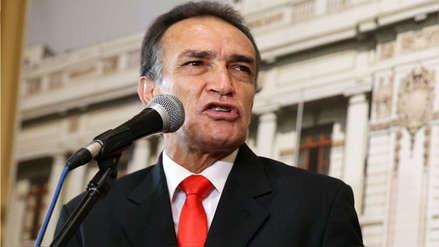 Fuerza Popular verá denuncia contra Héctor Becerril el martes 26 de febrero