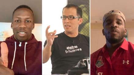 Jefferson Farfán y Luis Advíncula recordaron a Daniel Peredo con emotivos videos