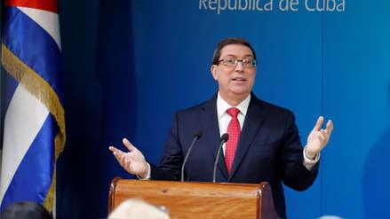 Cuba rechaza