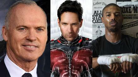 Oscar 2019: Michael Keaton, 'Ant-Man' y Creed serán presentadores en la gala