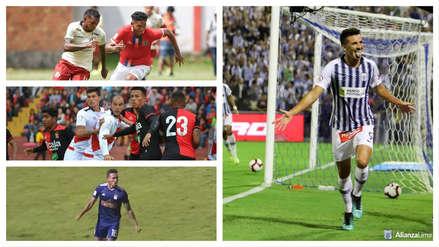 Liga 1: estos números nos dejó la primera fecha del Torneo Apertura