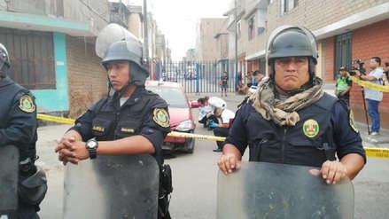Taxista abatido en San Juan de Lurigancho intentó arrollar a policías, según parte de la PNP