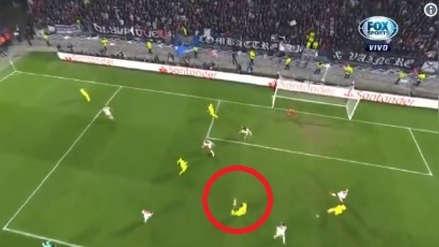 Barcelona vs. Lyon: Lionel Messi falló un increíble gol en el área francesa | VIDEO