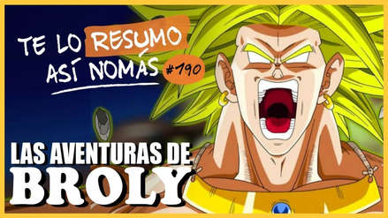 Hilarante resumen de Dragon Ball Super: Broly se vuelve viral en Youtube