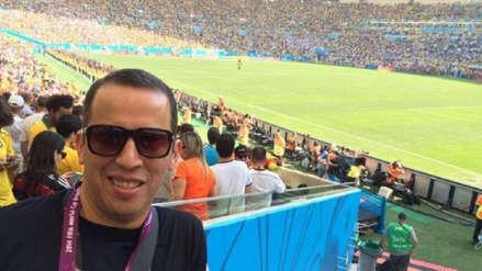 Daniel Peredo: esposa le dedicó emotivo mensaje a un año de su partida
