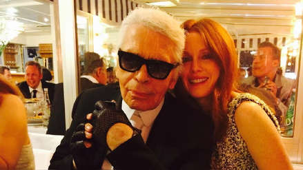 Karl Lagerfeld: Las 10 famosas actrices que se convirtieron en musas del 'kaiser' de la moda