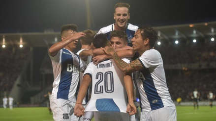Talleres empató 2-2 con Palestino por la tercera fase de la Copa Libertadores