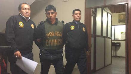 Video | Cantante folclórico estranguló a su esposa y se entregó a la Policía en Arequipa