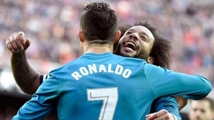 Real Madrid   Marcelo empleará el mismo