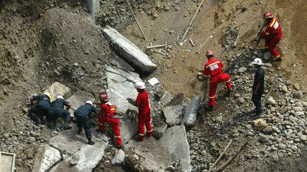 Puno | Un muerto y siete desaparecidos tras derrumbe en campamento minero