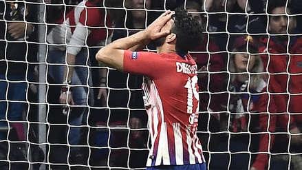 Juventus vs. Atlético de Madrid | Diego Costa se perdió un increíble gol en Champions League
