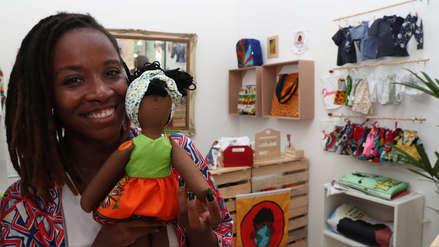 Así es la tienda especial de muñecas abierta en Brasil para combatir el racismo