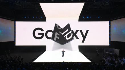 Samsung presenta el Galaxy Fold, el smartphone que se convierte en tablet