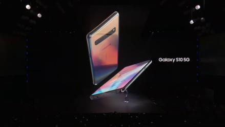 Samsung entra en la era del 5G con su teléfono S10 de aniversario